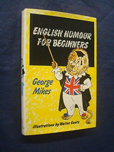 English Humour par George Mikes