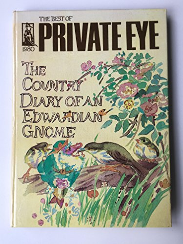Country Diary of an Edwardian Gnome by Richard Ingrams