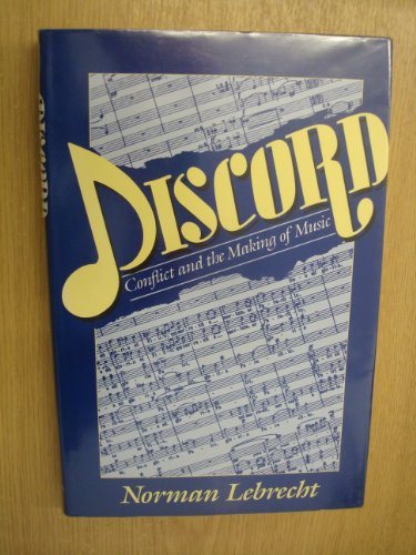 Discord By Norman Lebrecht