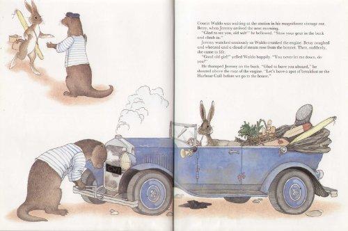 All Aboard with Jeremy Rabbit By Doris Smith