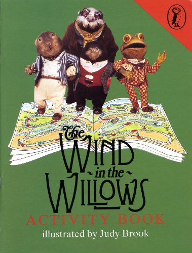 """Wind in the Willows"" Activity Book By Judy Brook"