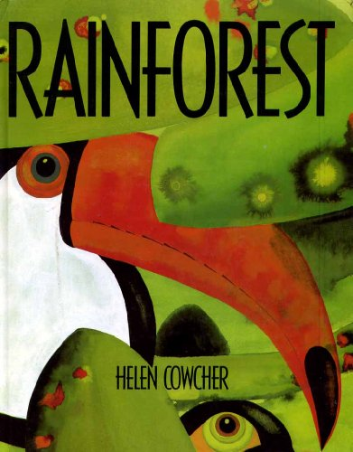 Rainforest By Helen Cowcher