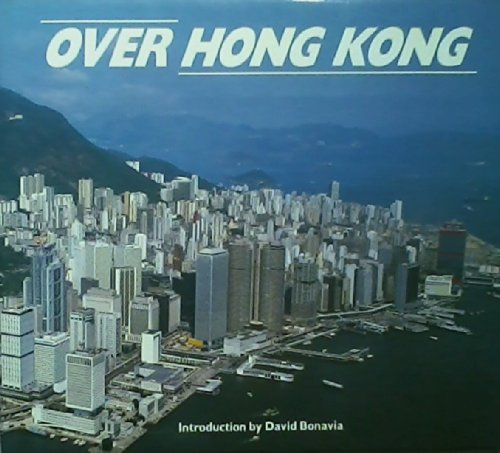 Over Hong Kong By Magnus Bartlett