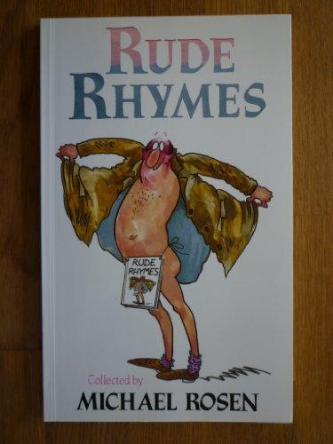 Rude Rhymes By Michael Rosen