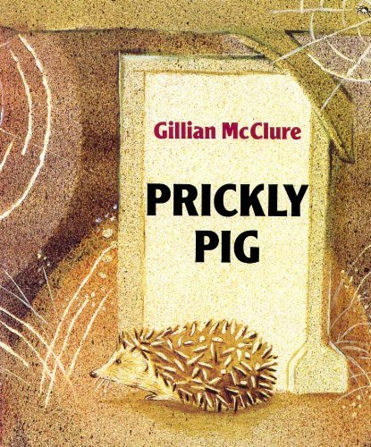 Prickly Pig By Gillian McClure