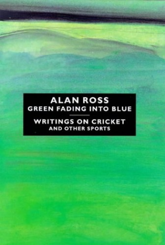 Green Fading into Blue By Alan Ross