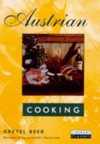 Austrian Cooking By Gretel Beer