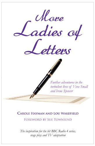 """More """"Ladies of Letters"""" By Carole Hayman"""