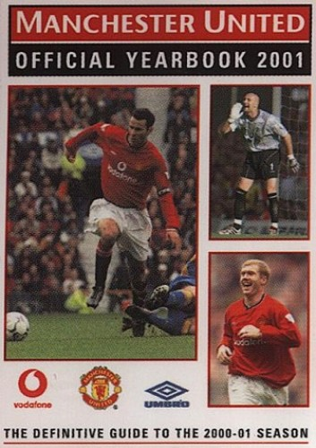 Manchester United Official Yearbook By Cliff Butler