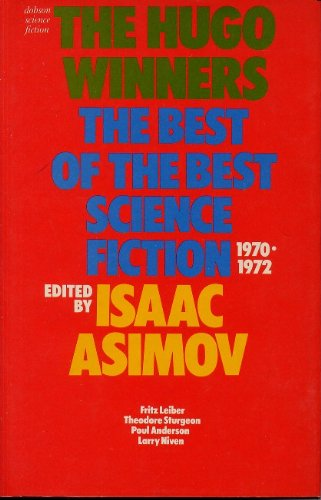 The Hugo Winners By Volume editor Isaac Asimov