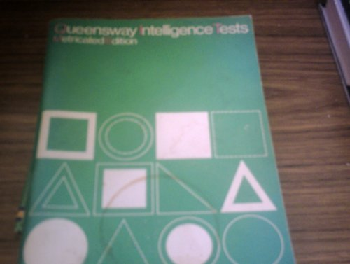 Queensway Intelligence Tests By Evans Brothers Limited