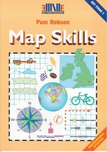 Map Skills KS2 By Pam Robson