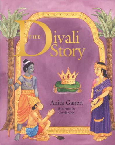 The Divali Small Book By Anita Ganeri