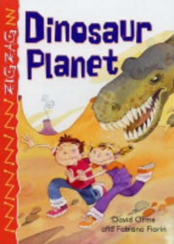 Dinosaur Planet By David Orme