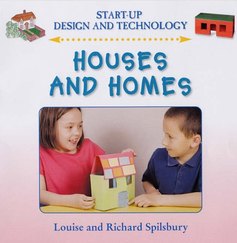 Houses and Homes By Claire Llewellyn