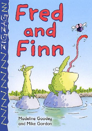 Fred and Finn (Zigzag) By Madeline Goody