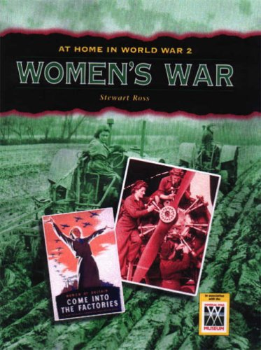 Women's War By Stewart Ross
