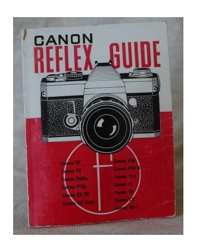 Canon Reflex Guide by W.D. Emanuel