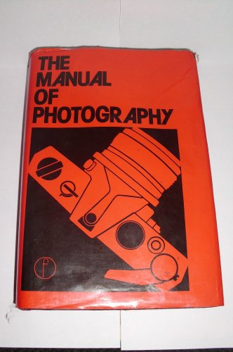 Manual of Photography By Ralph E. Jacobson