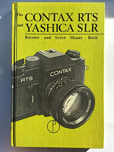 Contax R.T.S. and Yashica S.L.R. Book By Clyde Reynolds