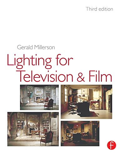 Lighting for TV and Film By Gerald Millerson (BBC, UK)