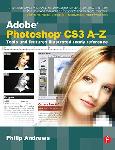 Adobe Photoshop CS3 A-Z By Philip Andrews