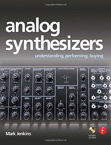 Analog Synthesizers von Mark Jenkins