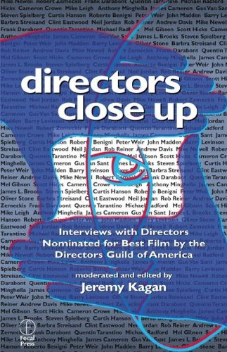 Directors Close Up By S. Richards