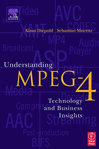 Understanding MPEG 4 By Sebastian Moeritz