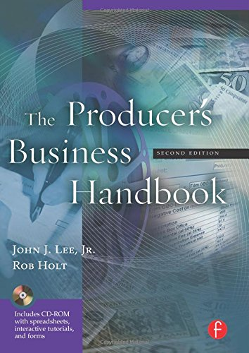 The Producer's Business Handbook By John J. Lee, Jr. (John Lee has been immersed in every business aspect of feature motion picture development. From producing to distribution, Lee has over twenty-five years of experience.)