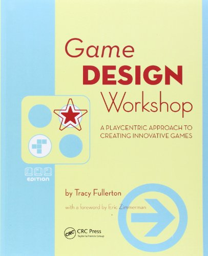 Game Design Workshop By Tracy Fullerton (Electric Arts Game Innovation Lab, Los Angeles, CalifornIowa, USA)