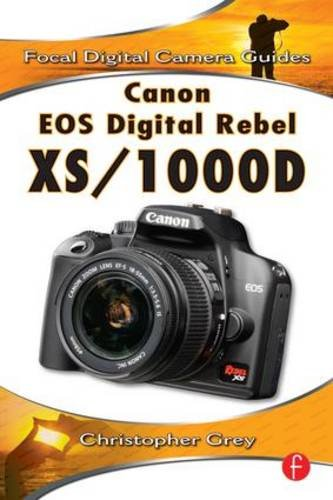 Canon EOS Digital Rebel XS/1000D By Christopher Grey