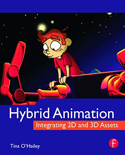 Hybrid Animation By Tina O'Hailey