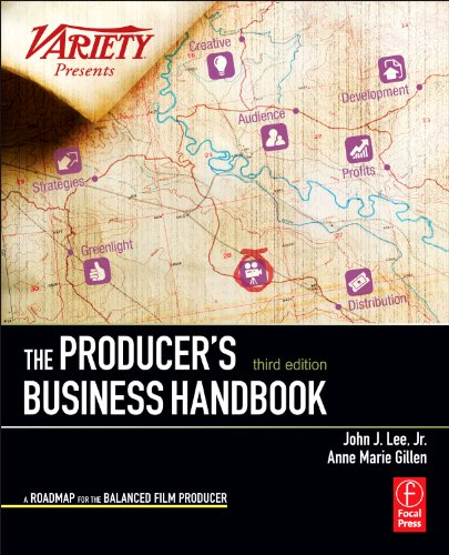 The Producer's Business Handbook By John J. Lee, Jr.