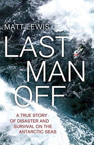 Last Man Off von Matt Lewis
