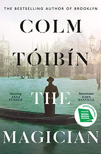 The Magician: Colm Toibin By Colm Tibn