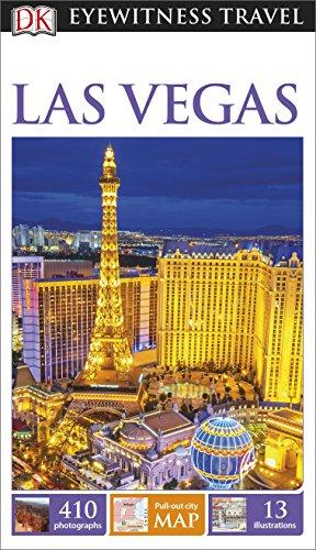 DK Eyewitness Las Vegas Travel Guide By DK Eyewitness