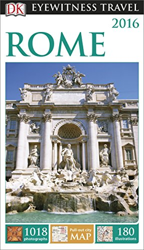 DK Eyewitness Rome By DK