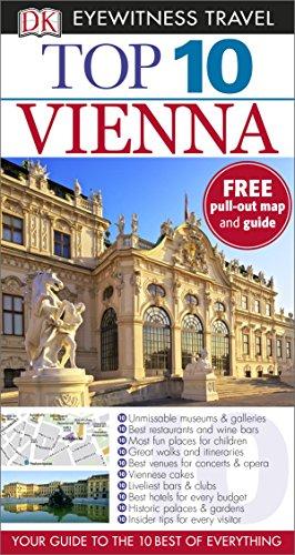 DK Eyewitness Top 10 Travel Guide: Vienna by Irene Zoech