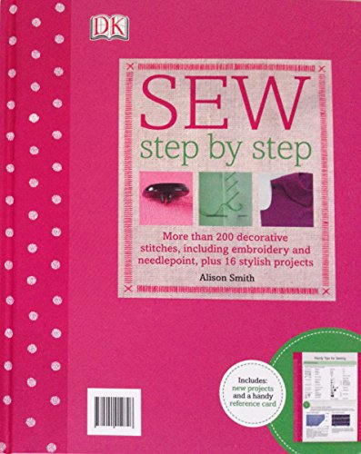 Sew step by step Sep 2014 By Alison Smith
