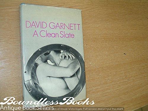 Clean Slate By David Garnett