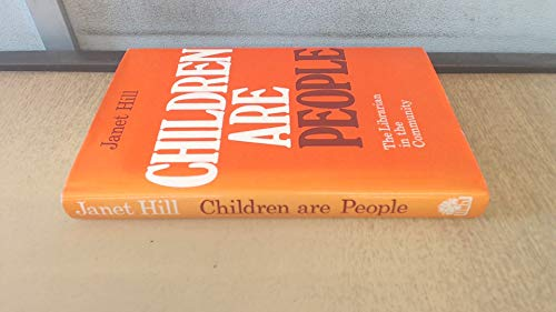 Children are People By Janet Hill