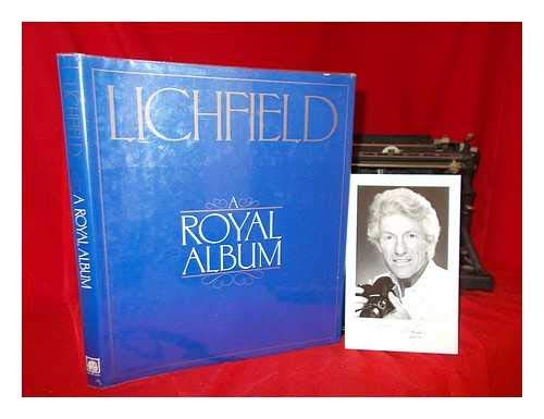 A Royal Album By Patrick Lichfield