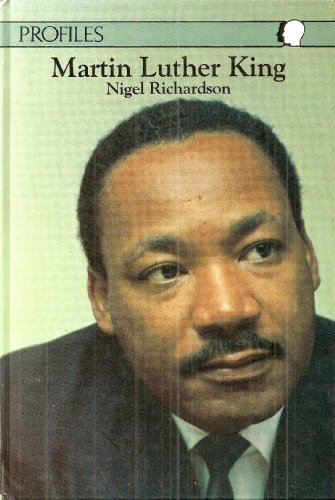 Martin Luther King By Nigel Richardson