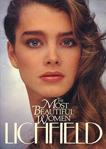 Most Beautiful Women By Patrick Lichfield