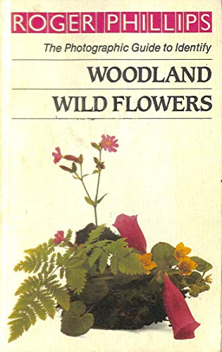 Woodland Wild Flowers By Roger Phillips