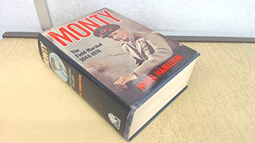 Monty By Nigel Hamilton