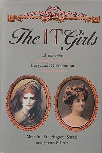 """The """"It"""" Girls By Meredith Etherington-Smith"""
