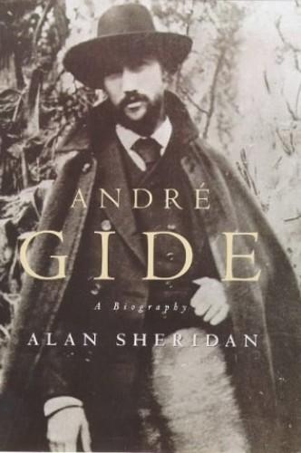 Andre Gide By Alan Sheridan