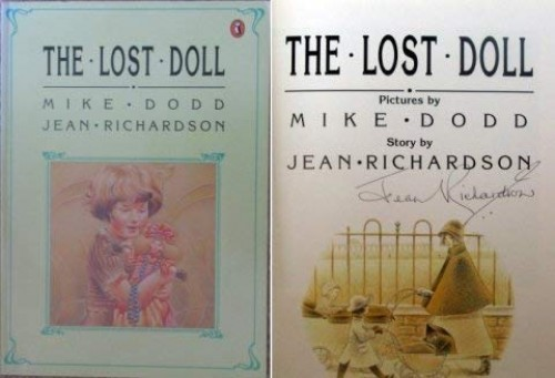 The Lost Doll By Jean Richardson